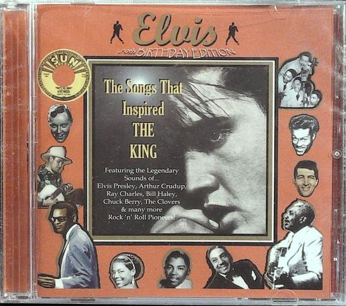 ELVIS - Various Artists - The Songs That Inspired The King - CD Hustlerz