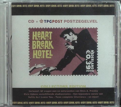 ELVIS - Heart Break Hotel TPG Post (NL) - Collector Edition - CD HBH