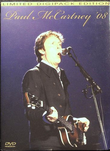 BEATLES - Paul McCartney - ´08 - DVD WOW