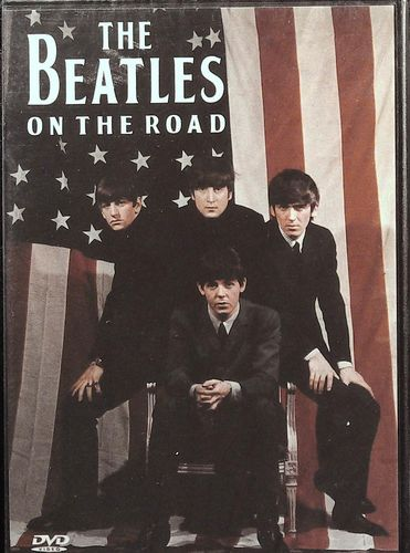 BEATLES - On The Road -DVD Power Station