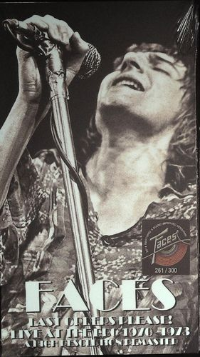 FACES - Last Orders Please ! Live At The BBC 1970 - 1973 - 4 CD Longbox Boozin