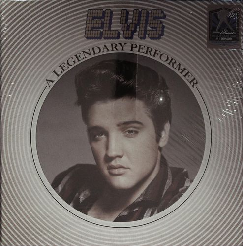 ELVIS - A Legendary Performer - 16 CDs Crown Jewel Media