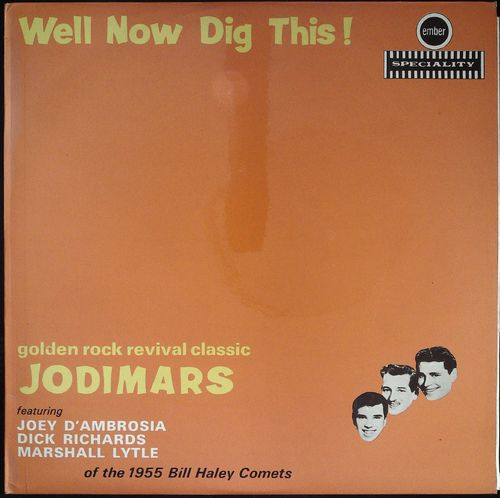 JODIMARS - Well Now Dig This - LP Ember Speciality