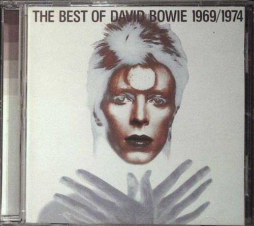 DAVID BOWIE - The Best Of 1969/1974 - CD EMI