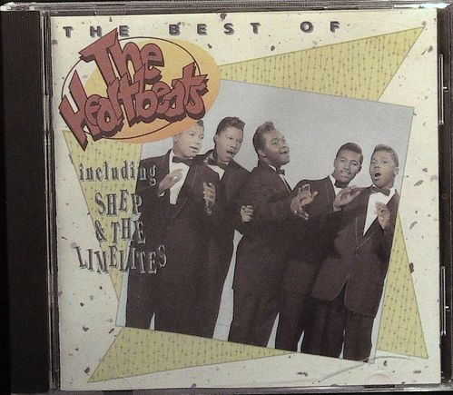 THE HEARTBEATS incl. Shep & The Limelites - The Best Of - CD Rhino